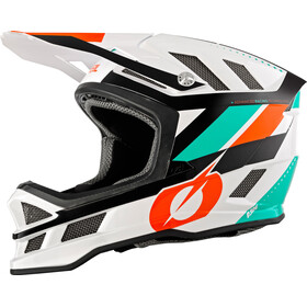ONeal Blade - Casque de vélo - orange/blanc